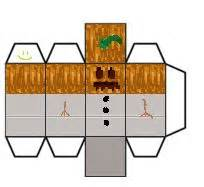Minecraft Papercraft Snow - 1000 images about minecraft papercraft on