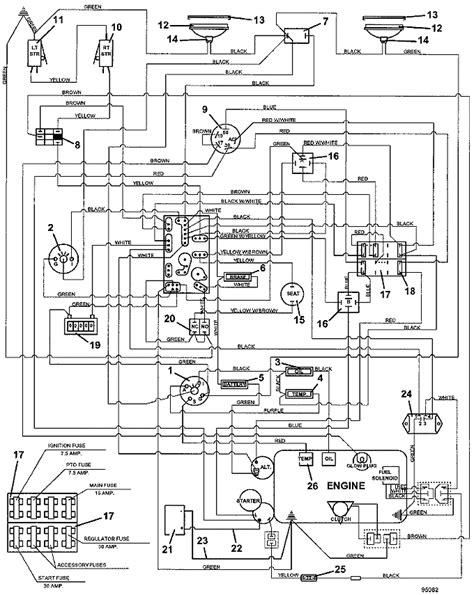 mf 65 electrical wiring diagram wiring diagrams