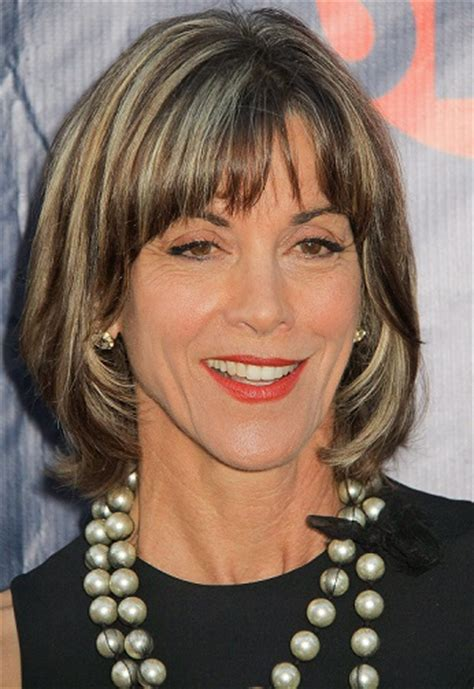 wendy malick hairstyles contemporary bobs for women over 40 sophisticated allure