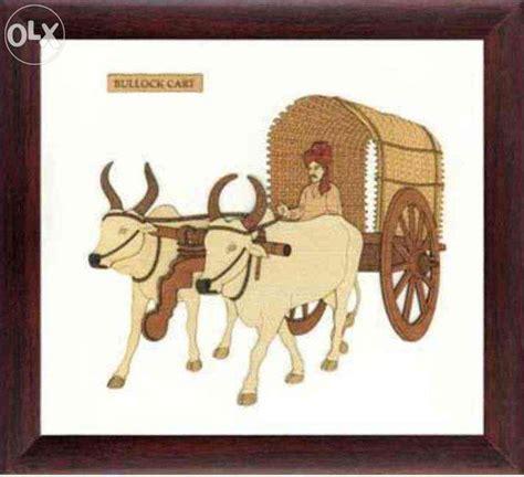 Made In India Home Decor bullock cart clasf