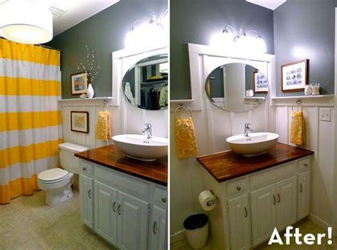 complete bathroom makeovers complete master bath makeover for 500