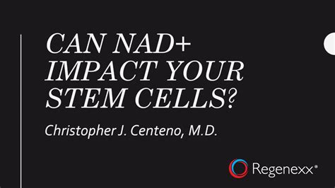 m stem supplement can the nad supplement help your stem cells act