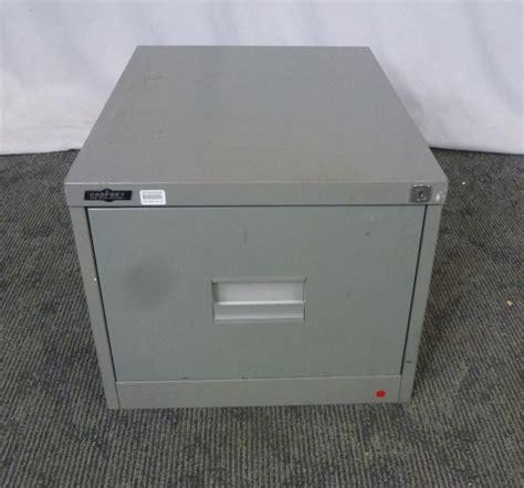 Single Drawer File Cabinet Metal godfrey single drawer filing cabinet olive metal 25792 26