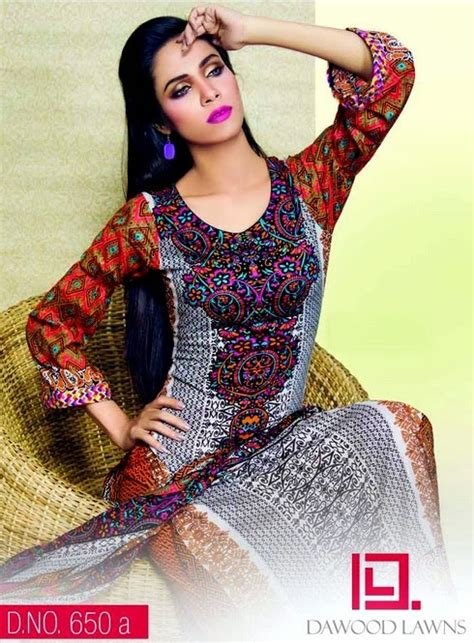 fashion pakistan 20014 dawood collection of lawn 2014 vol 1 dawood lawn
