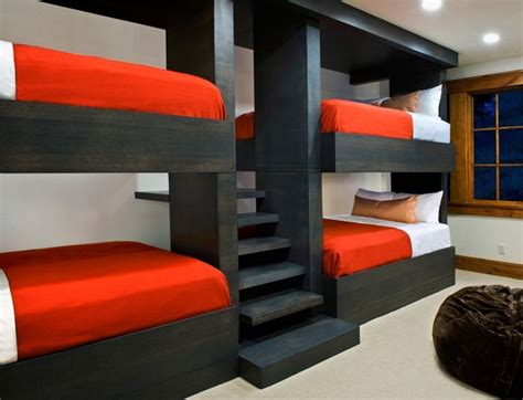Best Modern Bunk Beds Best 25 Bunk Beds Ideas On Bunk Beds For Adults Modern Bunk Beds And Bunk