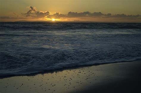 Sunset At Laguna Photo Of Sunset At Laguna Photograph By Mithayil