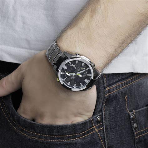 Casio Edifice Era 201d gents casio edifice alarm chronograph era 201d