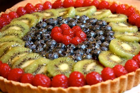 the sassy apron easy fruit tart