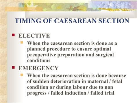 elective c section uk when is an elective c section performed 28 images