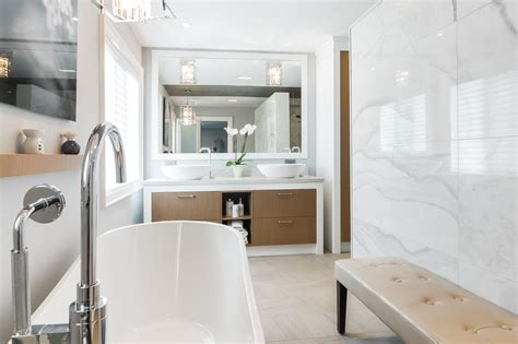 one of a bathroom renovations in calgary home