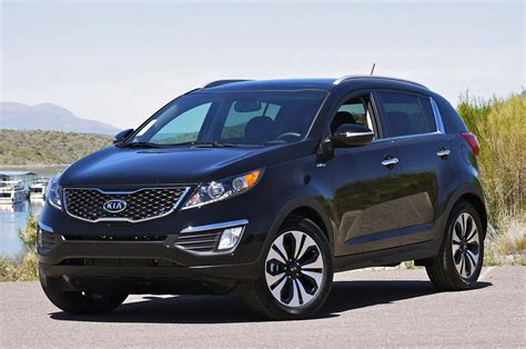 Kia Of 2011 Kia Sportage Sx Drive Photo Gallery Autoblog