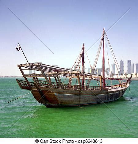 boat tour qatar dhow qatari boom 2010 arabe mars doha baie plus