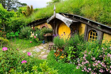 Cottage Jewelers by Tour The Hobbiton Set In Matamata New Zealand Hgtv