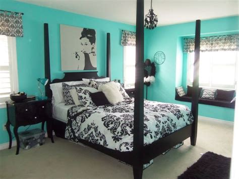 teal black white bedroom ideas best 25 teal bedrooms ideas on pinterest teal bedroom