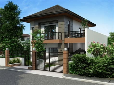 2 story home designs two story house plans series php 2014012 pinoy house
