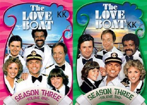 love boat season 3 the love boat season 3 volume 1 2 series three vol one