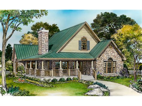 country cottage house plans parsons bend rustic cottage home plan 095d 0050 house