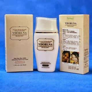 Sunblock Dan Whitening vdorlna whitening sunscreen spf 38 asli kios