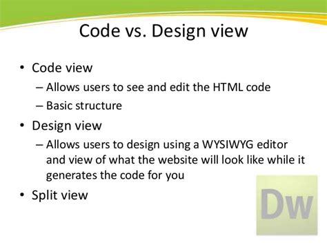 dreamweaver tutorial basic adobe dreamweaver cs5 basics