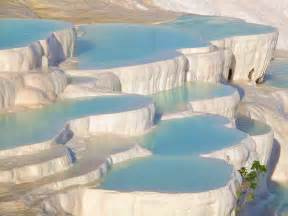 pamukkale turkey beautiful places to see the cotton castle hierapolis pamukkale turkey youtube