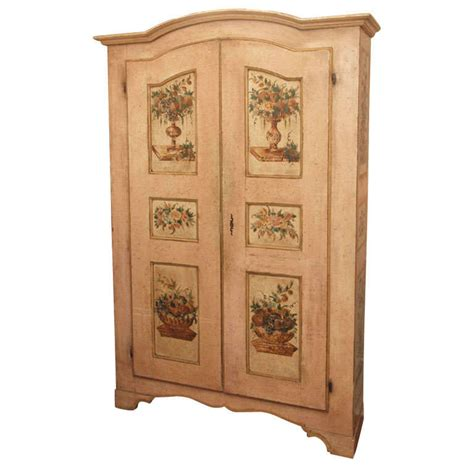 painted armoire at 1stdibs