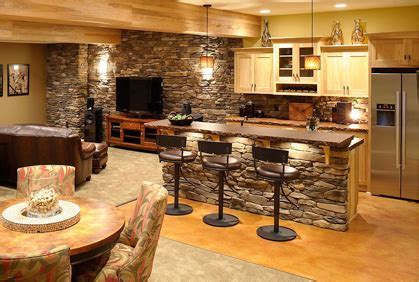 diy Bar Ideas for a Basement Design Plans & Pictures