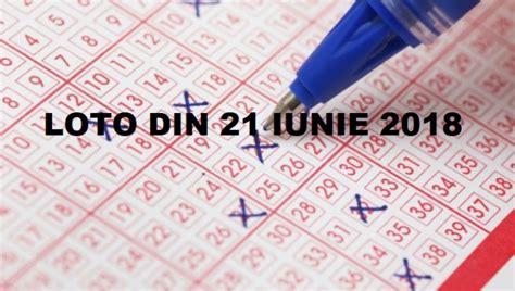 loto loto 6 din 49 numerele extrase la loto joi 21