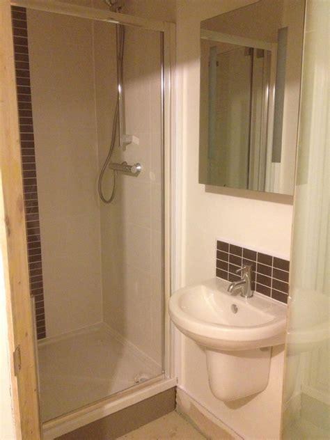 simple ideas  ensuite shower rooms ideas