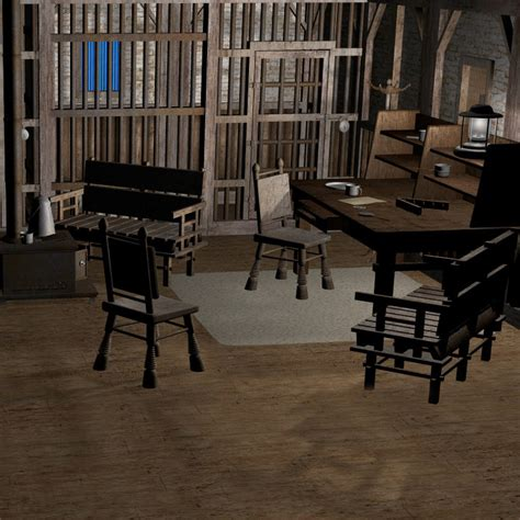 House Design Pro Mac Free Wild West Set 3 The Sheriff S Office Themed Mapps