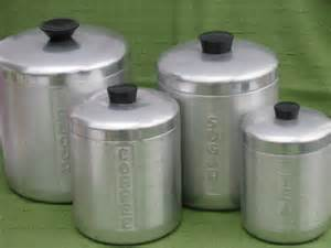 Antique Kitchen Canister Sets Vintage Kromex On Pinterest Canister Sets Canisters And