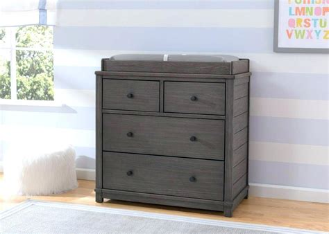 delta changing table dresser rustic changing table wixted