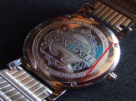 Jam Swiss Techno jam otai vintage watches 100 new technos shapphire