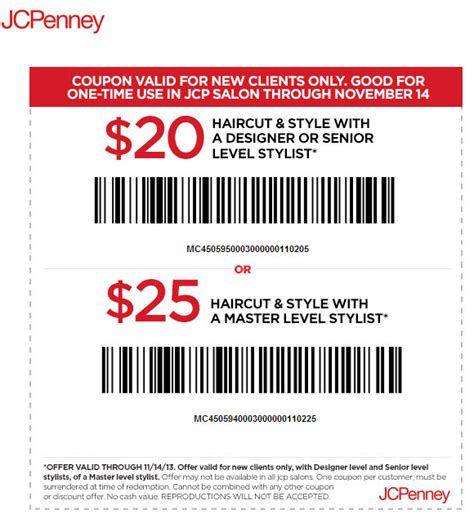 jcpenney salon coupons printable 2016 jcpenney hair salon coupons printable 2015 2017 2018