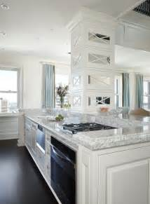 What Color Countertop With White Cabinets by Detroit Granite Countertop Colors Kitchen Transitional