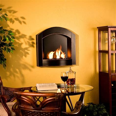 Small Wall Mount Gas Fireplace by 25 Best Ideas About Small Gas Fireplace On