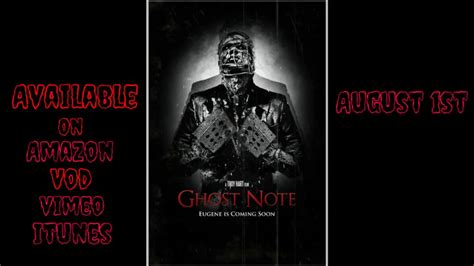 film ghost note ghost note 2017 cml theater movie review youtube