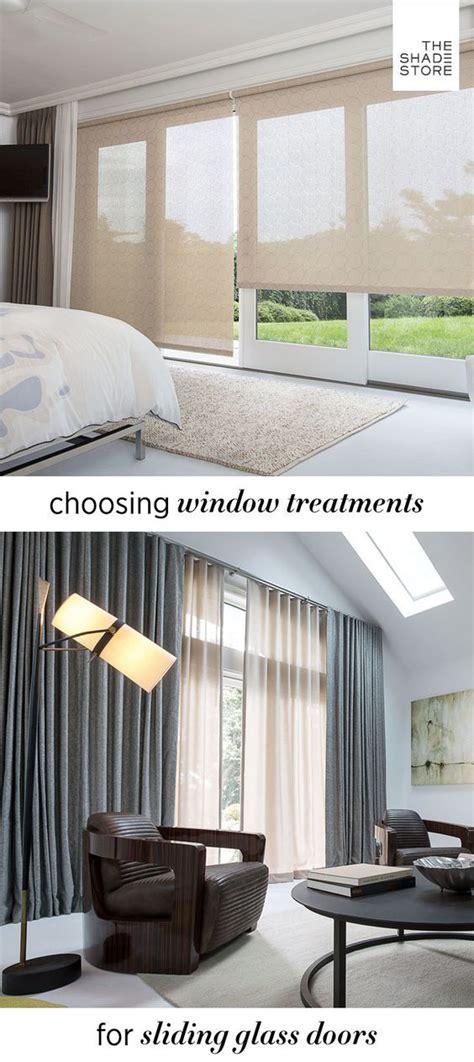 Window Coverings For Patio Doors Best 25 Sliding Door Shades Ideas On Sliding Door Treatment Slider Door Curtains