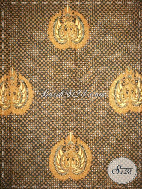 Kain Batik Motif Garuda Modern jual batik lawasan motif truntum garuda biasa dipakai