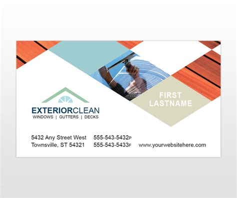 windows business card template window cleaning pressure washing companies business card