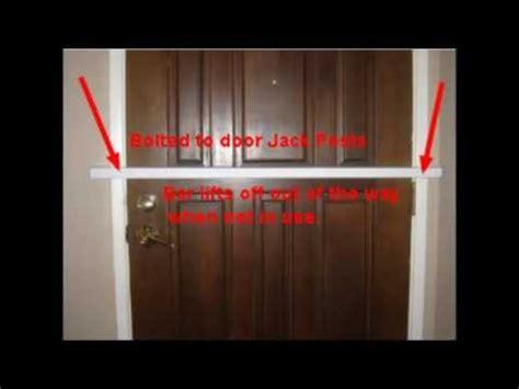 door security   prevent kick   door