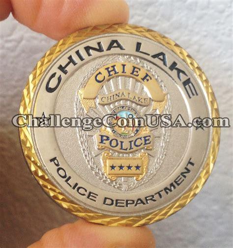 department challenge coins challengecoinusa china lake department challenge coin