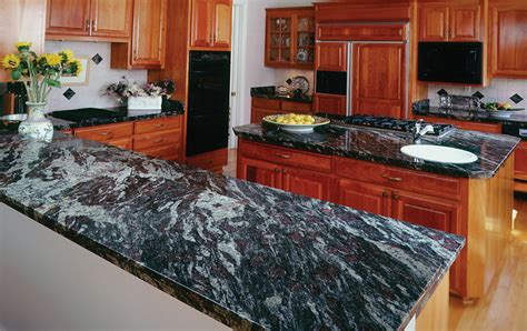 Yellow Kitchen Backsplash Ideas granite kitchen countertops inspiration gallery