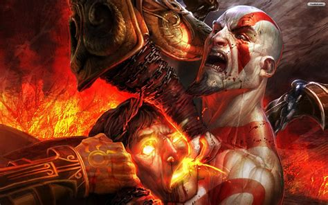 wallpaper laptop god of war wallpaper game god of war for pc impact wallpapers