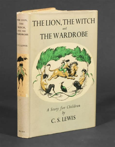 The The Witch And The Wardrobe Facts by The The Witch And The Wardrobe C S Lewis 1st