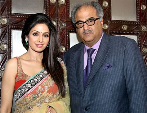 sridevi with her husband sridevi to work with husband boney kapoor in her next film