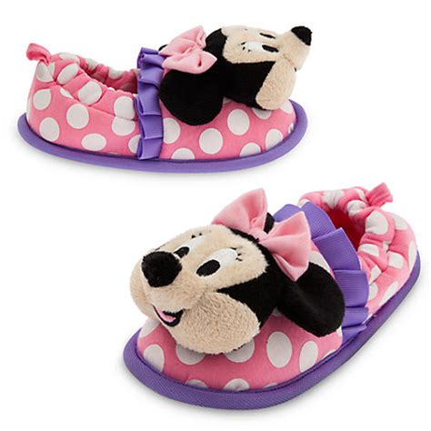minnie slippers for toddlers minnie mouse slippers for