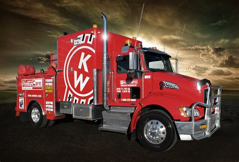 Kenworth Service Trucks
