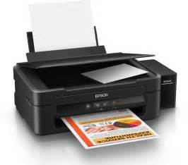 Printer Epson L220 Surabaya epson l220 multi function inkjet printer in black color flipkart