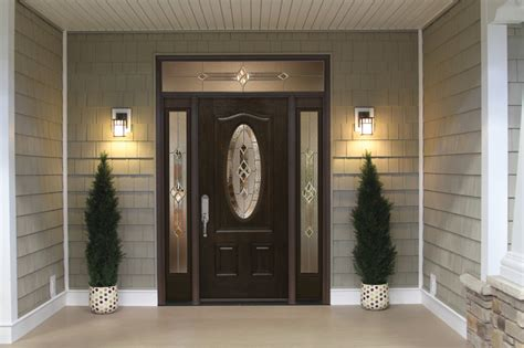 home front entry doors how a new home front entry door can transform your home