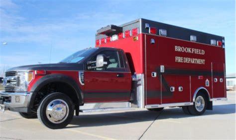 Milton 23 Doff new ambulance for brookfield 171 page 1 171 chicagoareafire
